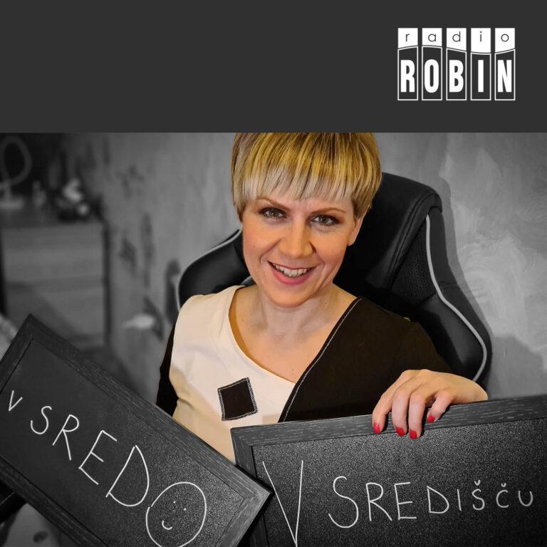 Sredina oddaja - Radio Robin